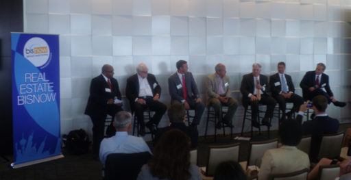 Midgett Parker Moderates Bisnow's